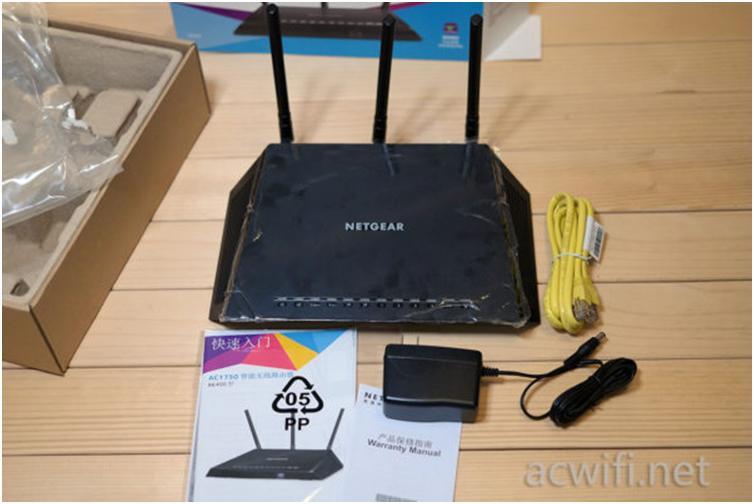Netgear R6400 UnBox & Bewertungsvergleich R6700 R6220 | axwifi